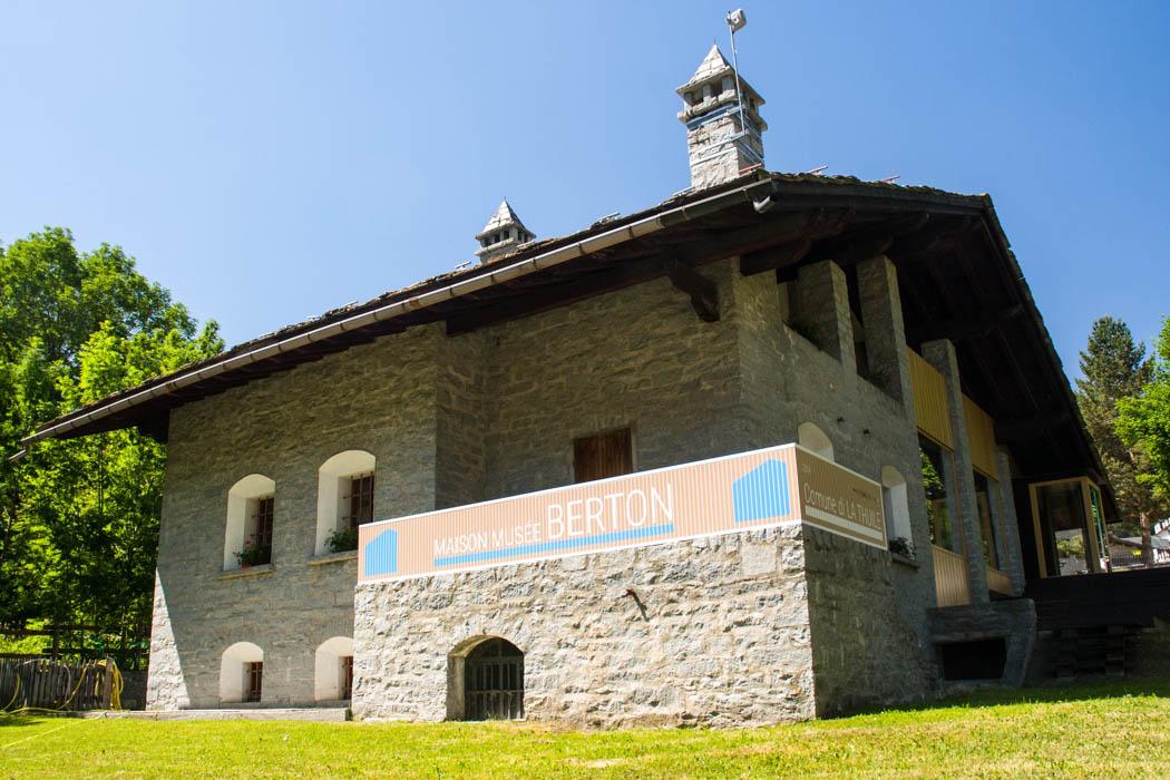 Maison Musée Berton - Alpin sas - Valle d'Aosta